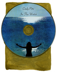 Cindy Pitts - In the Water - CD