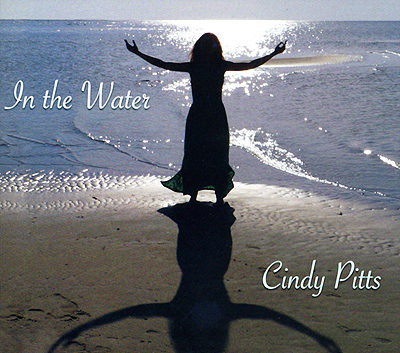 Cindy Pitts - In the Water - CD cover