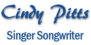Cindy Pitts - singer songwriter